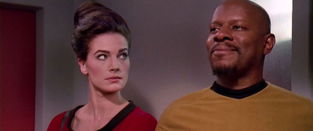'Trials and Tribble-ations'