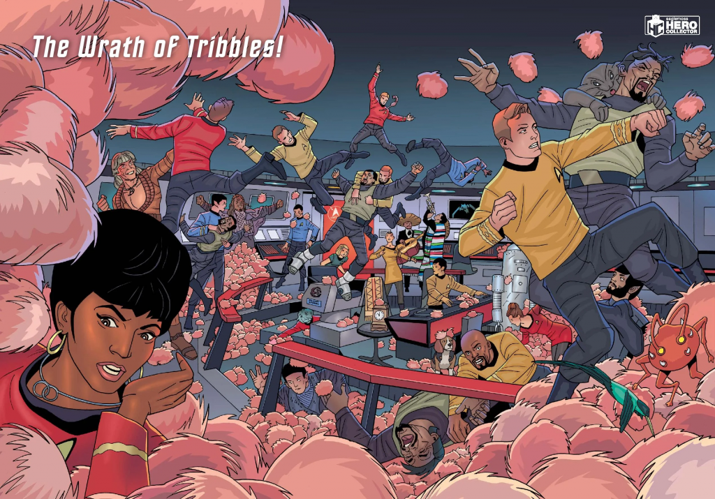 Quibbles with Tribbles