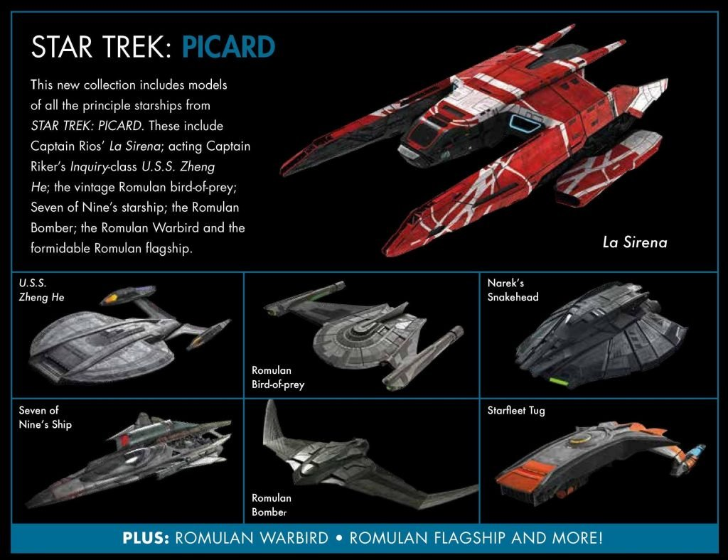 Star Trek Universe Starships