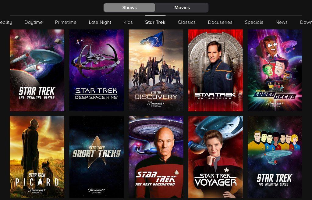 watch Star Trek