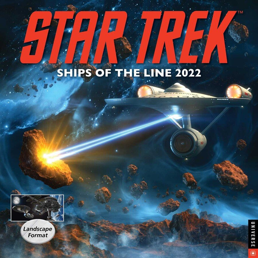 Star Trek Calendars