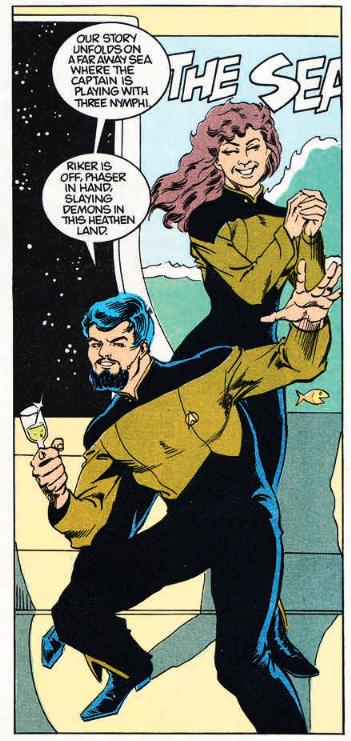 Star Trek The Gift Q