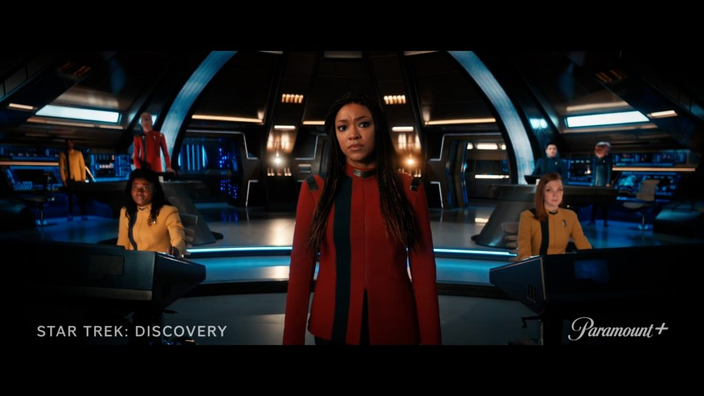 Star Trek: Discovery Season 4 Teaser