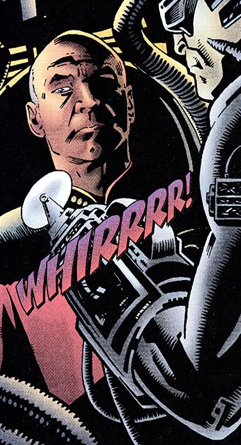 Star Trek: First Contact Comic